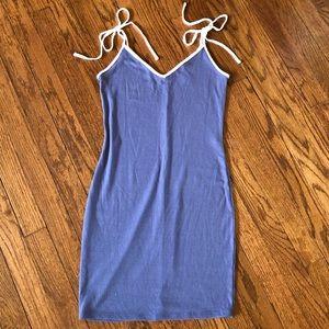 Forever 21 Sz.S Blue Spring Summer Dress